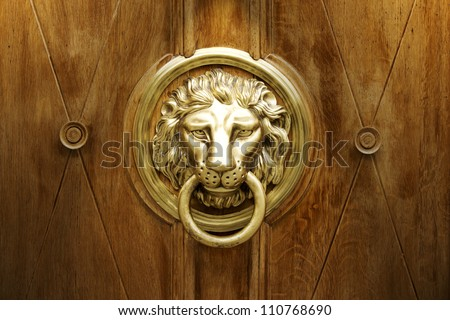 Lion Head Door Knocker Ancient Knocker & Brass Door Knocker Stock Images Royalty-Free Images \u0026 Vectors ... Pezcame.Com