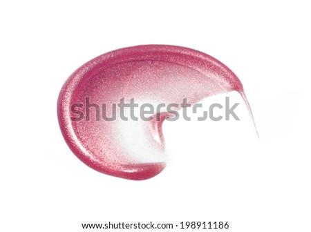 Lip gloss samples