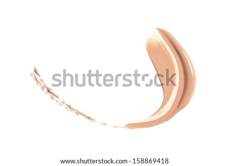Liquid Foundation  - stock photo