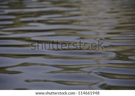 Liquid Glass - stock photo