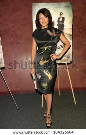 Lisa Edelstein at the Los Angeles Premiere of 'Surveillance'. The Landmark, Los Angeles, CA. 06-15-09