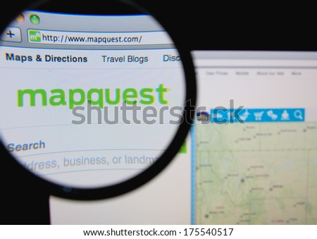 Mapquest Stock Images RoyaltyFree Images Vectors Shutterstock - Mapquest portugal