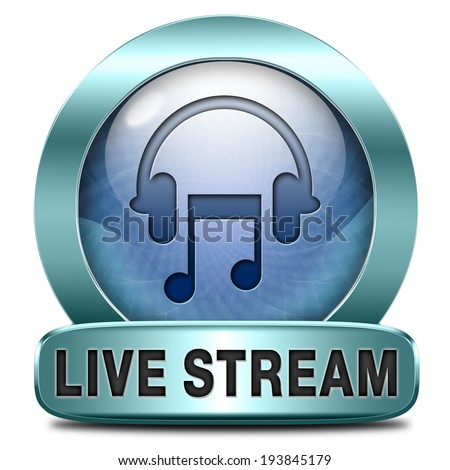 how to add music to live stream