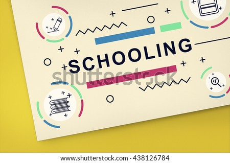 Literacy Training Schooling Study University Concept - stock photo