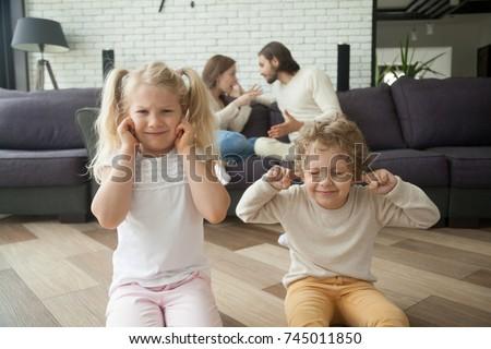 parental conflict impact on child pdf