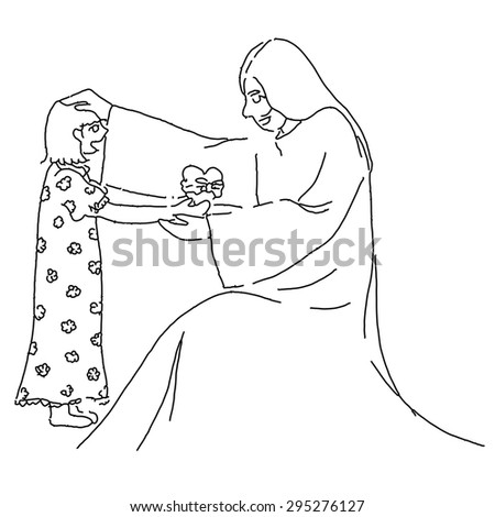 Jesus Blesses The Little Children Stock Images Royalty-Free Images U0026 Vectors | Shutterstock