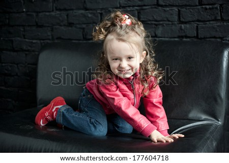 Little Girls Leather Jackets Cheap Clothing Stores