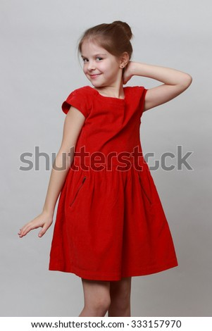 Little Red Dresses