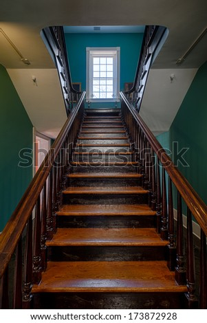 Basement Stairs Stock Images Royalty Free Images