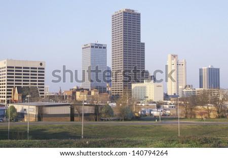 Little Rock in Arkansas, USA - stock photo