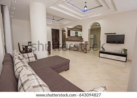 Open Floor Plan Stock Images, Royalty-Free Images & Vectors ...