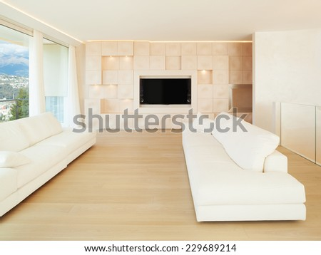 livingroom, minimal, interior,  - stock photo