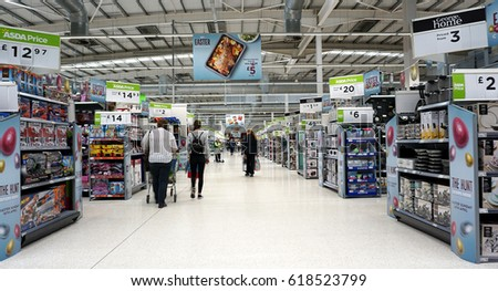 Shopping United Kingdom