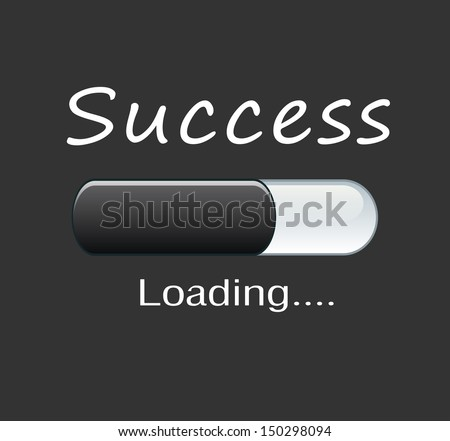 loading success running to complete in your life