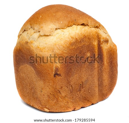 Loaf of bread - stock photo