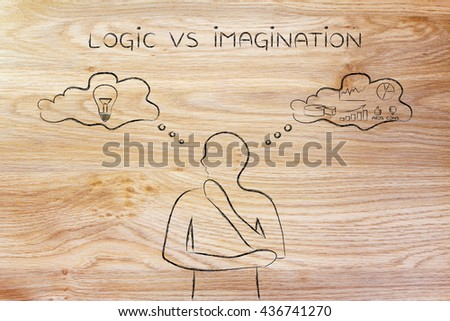 facts vs imagination The theme of fact and fancy in hard times this novel describes how the utilitarian theory is used to grind the facts and to rule out fancy and imagination in.