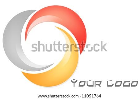 LOGO - stock photo