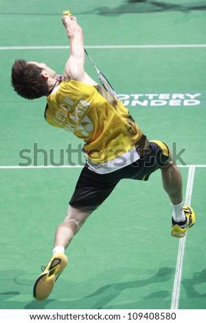 Arranging a badminton competition