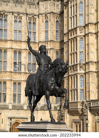 King Richard The Lionheart Stock Photos, Royalty-Free Images ...