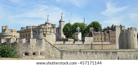 London fortress