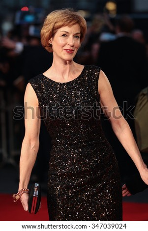 LONDON - OCT 9, 2015: Victoria Wicks attends the High-Rise premiere at the 59th BFI London Film Festival on Oct 9, 2015 in London