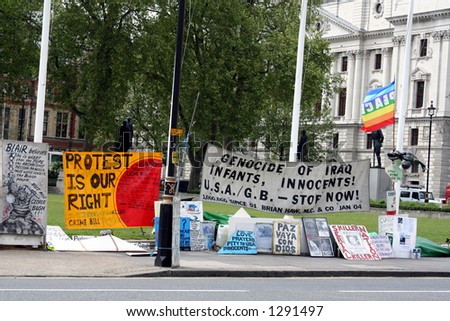 London Protest 3