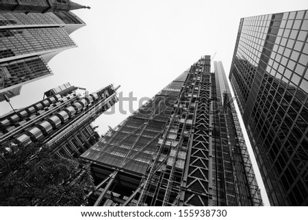 Slope Glass Building Stock Images Royalty Free Images
