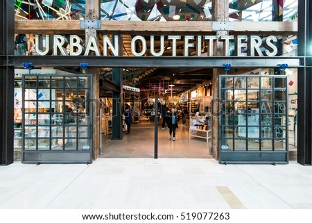 Top urban clothing stores