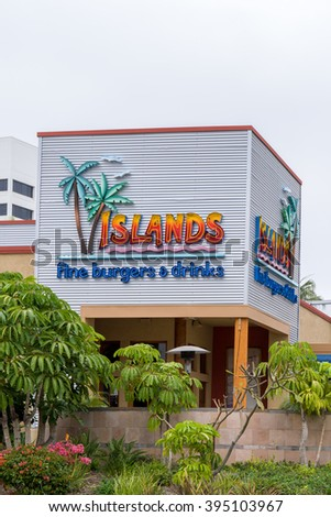 Islands Fine Burgers Drinks Long Beach Ca