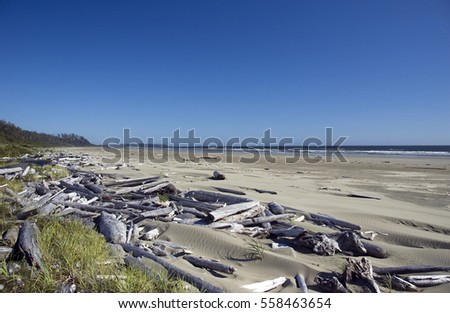 Long Beach, Vancouver Island, British Columbia, Canada