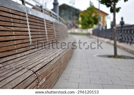 long bench of budapest