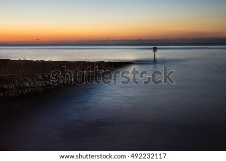 Long Exposure Breakwater Dawlish
