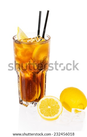 long island ice tea cocktail