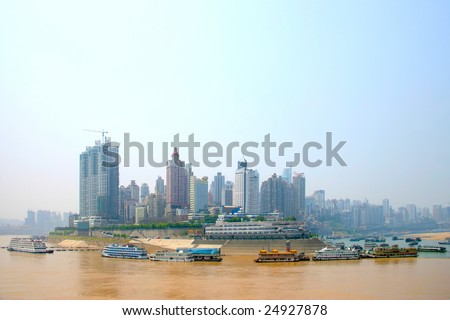 Long River Chongqing Hong Kong