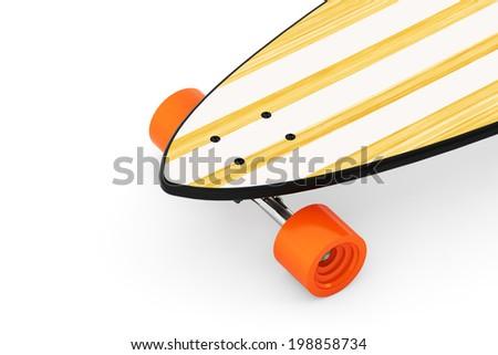 Longboard   - stock photo