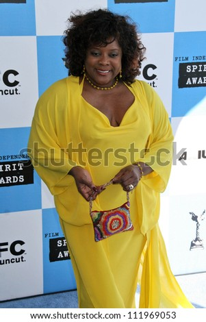 Loretta Devine at the 2007 Film Independent's Spirit Awards. Santa Monica Pier, Santa Monica, CA. 02-24-07