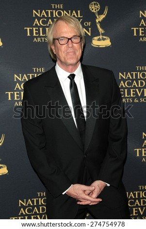 LOS ANGELES - APR 24: John Tesh at The 42nd Daytime Creative Arts Emmy Awards Gala at the Universal Hilton Hotel on April 24, 2015 in Los Angeles, California - stock photo