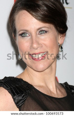 LOS ANGELES - APR 21:  Miriam Shor arrives at the 23rd GLAAD Media Awards at Westin Bonaventure Hotel on April 21, 2012 in Los Angeles, CA