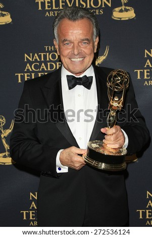 LOS ANGELES - APR 24: Ray Wise at The 42nd Daytime Creative Arts Emmy Awards Gala at the Universal Hilton Hotel on April 24, 2015 in Los Angeles, California