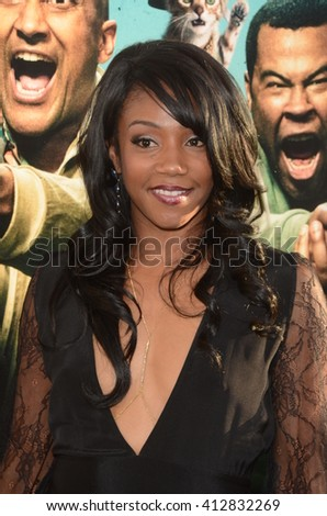 LOS ANGELES APR 21 Tiffany Haddish Stock Photo Royalty Free