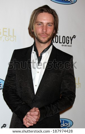 "LOS ANGELES - APR 17:  Troy Baker at the Drake Bell's Album Release Party for ""Ready, Set, Go"" at Mixology on April 17, 2014 in Los Angeles, CA"