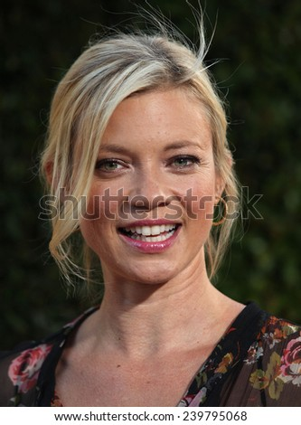 "LOS ANGELES - AUG 09:  AMY SMART arrives to the ""The Help"" World Premiere  on August 09, 2011 in Beverly Hills, CA                 - stock photo"