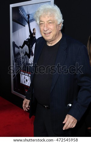 "LOS ANGELES - AUG 22:  Avi Lerner at the ""Mechanic: Resurrection"" Premiere at the ArcLight Hollywood on August 22, 2016 in Los Angeles, CA"