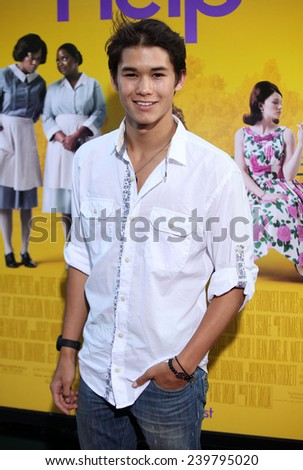 "LOS ANGELES - AUG 09:  BOOBOO STEWART arrives to the ""The Help"" World Premiere  on August 09, 2011 in Beverly Hills, CA                 - stock photo"