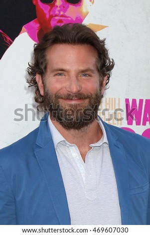 "LOS ANGELES - AUG 15:  Bradley Cooper at the War Dogs"" Premiere at the TCL Chinese Theater IMAX on August 15, 2016 in Los Angeles, CA"