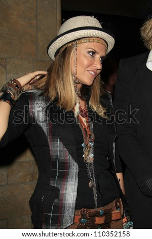 "LOS ANGELES - AUG 15: Brooke Mueller at the CW ""The Next"" After Party at Perch on August 15, 2012 in Los Angeles, California"