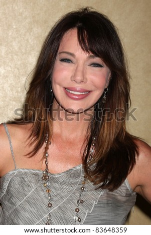 LOS ANGELES - AUG 27:  Hunter Tylo attending the Bold & The Beautiful Fan Event 2011 at the Universal Sheraton Hotel on August 27, 2011 in Los Angeles, CA