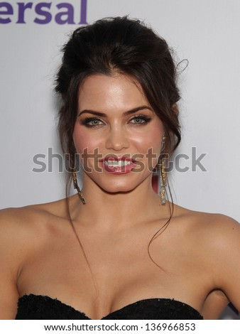 LOS ANGELES - AUG 11:  JENNA DEWAN arriving to Summer TCA Party 2011 - NBC  on August 11, 2011 in Beverly Hills, CA