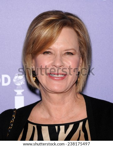 LOS ANGELES - AUG 14:  JoBeth Williams arrives to the HFPA Annual Installation Dinner 2014 on August 14, 2014 in Beverly Hills, CA