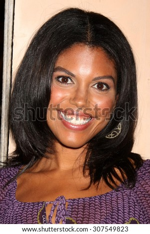 LOS ANGELES - AUG 14:  Karla Mosely at the Bold and Beautiful Fan Event Friday at the CBS Television City on August 14, 2015 in Los Angeles, CA